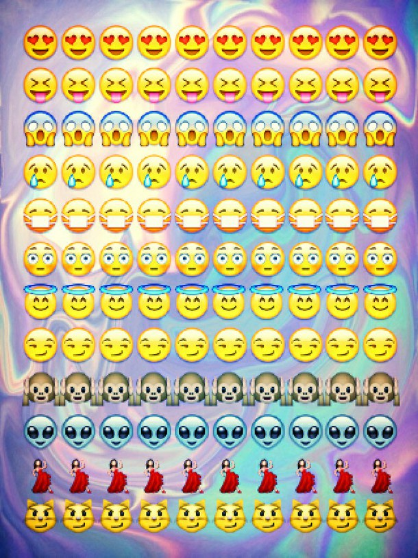 Cute Emojis Background Beautiful Scenery Photography 610x813