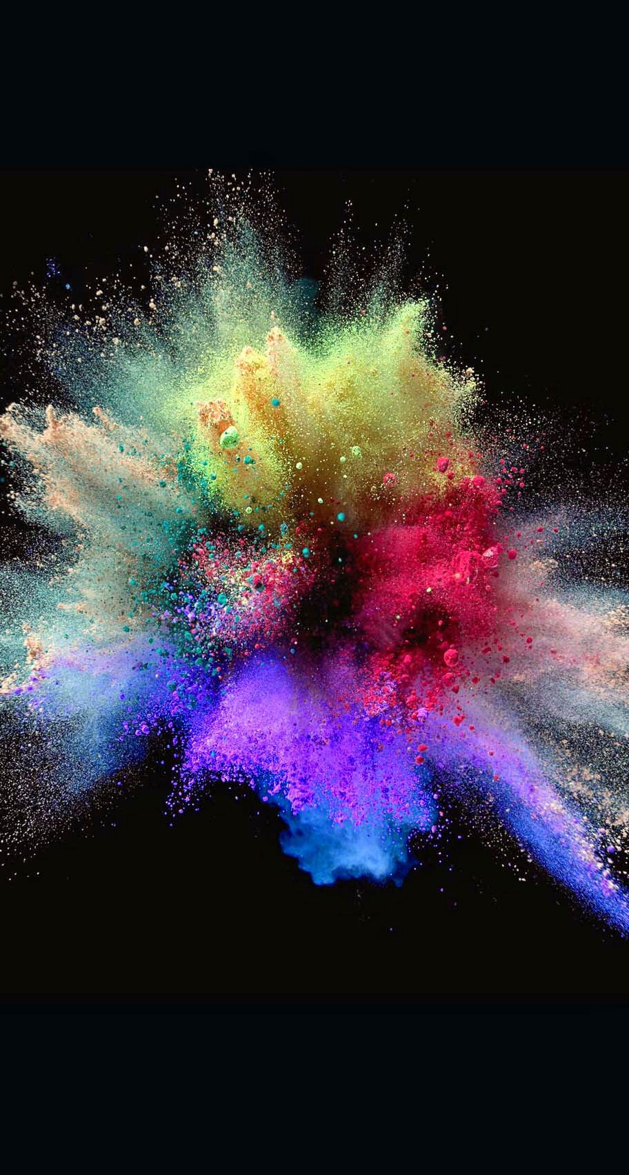 Chalk Explosion Art Background hd wallpaper Tumblr wallpaper 912x1704