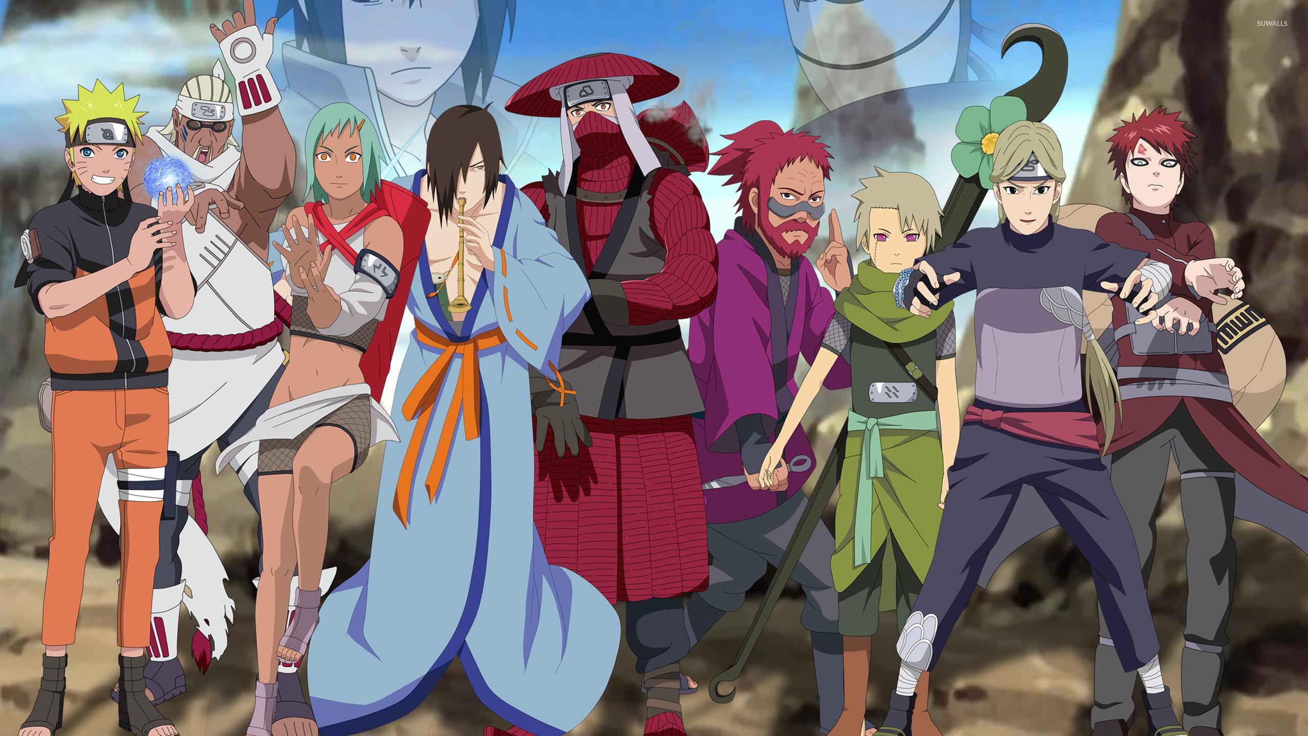 Naruto Shippuden wallpaper   Anime wallpapers   18409 2560x1440