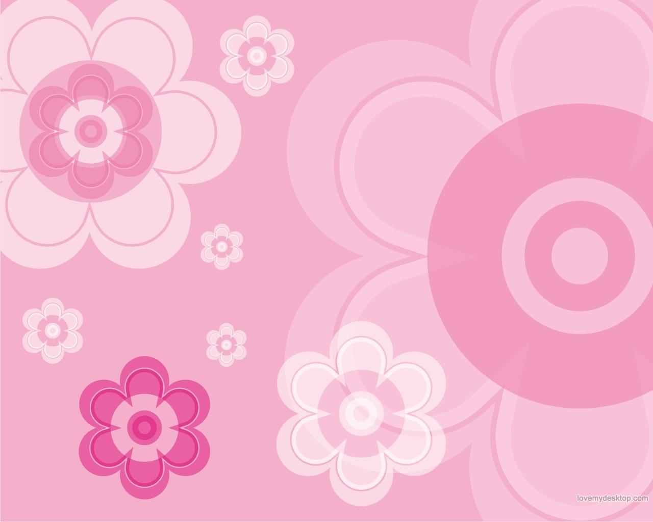 Cute Pink Wallpapers For Girls Wallpapersafari