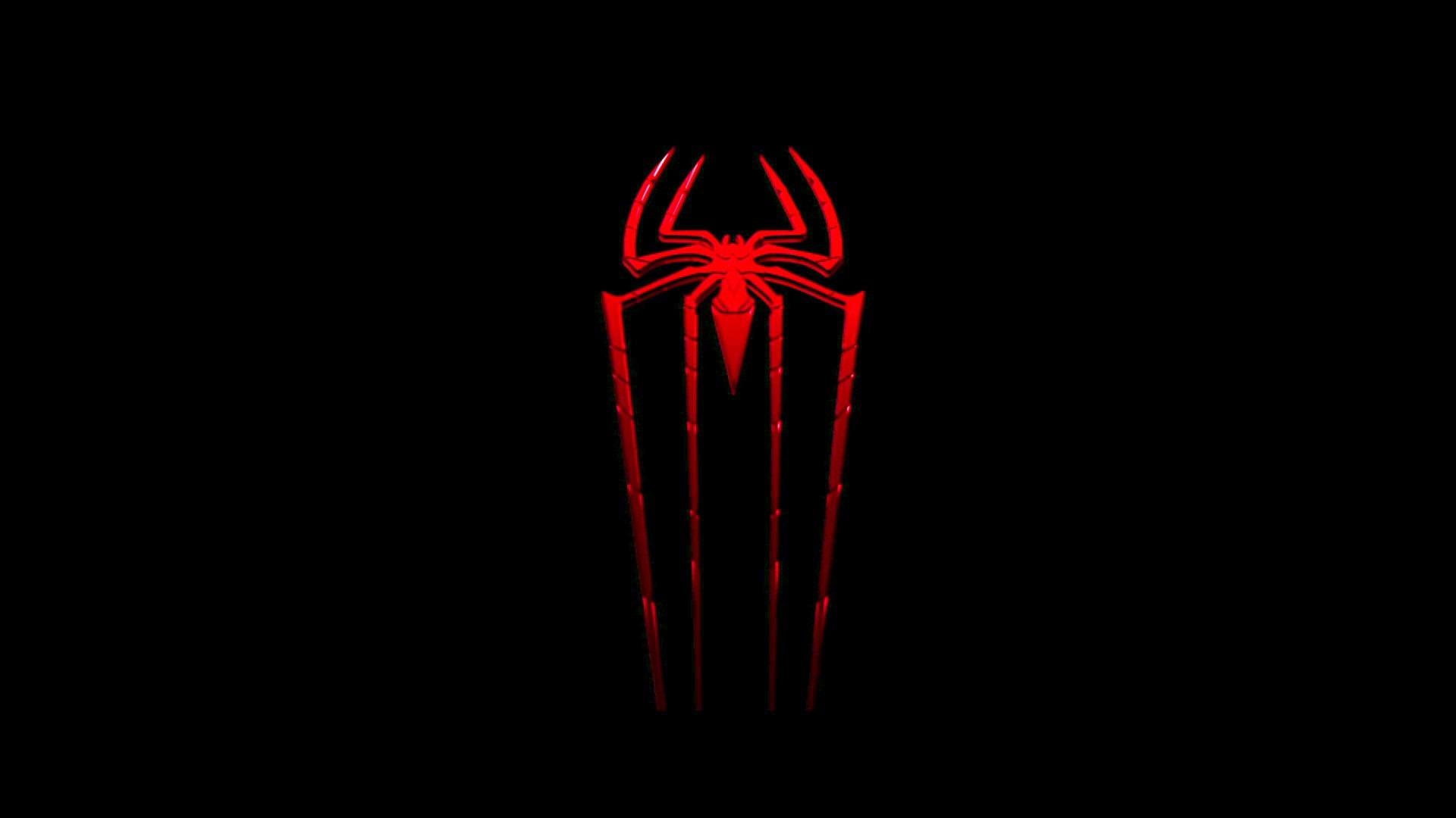 Amazing spider man logo wallpaper - photo#41