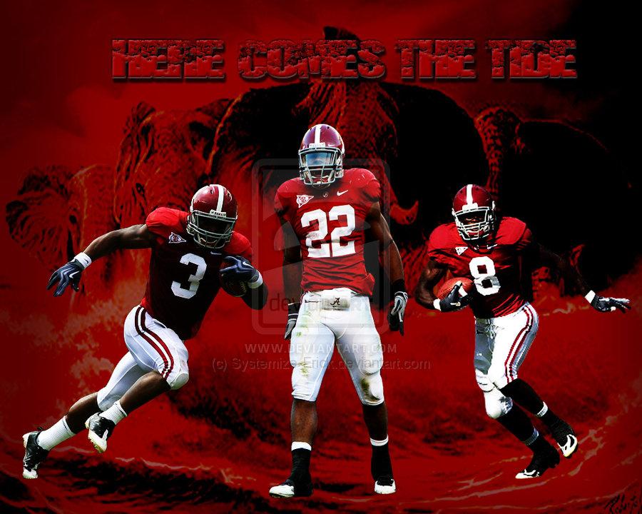 Alabama football desktop wallpaper 2013