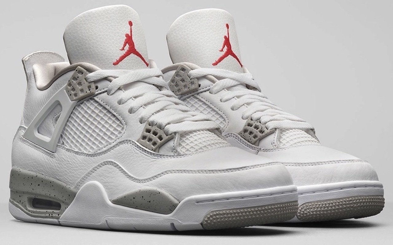 Nike Air Jordan 4 White Oreo 2021 dropping soon heres when   dlmag 1280x800