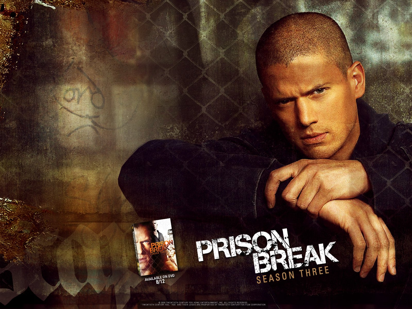 1600x1200px Prison Break Season 4 Wallpaper Wallpapersafari