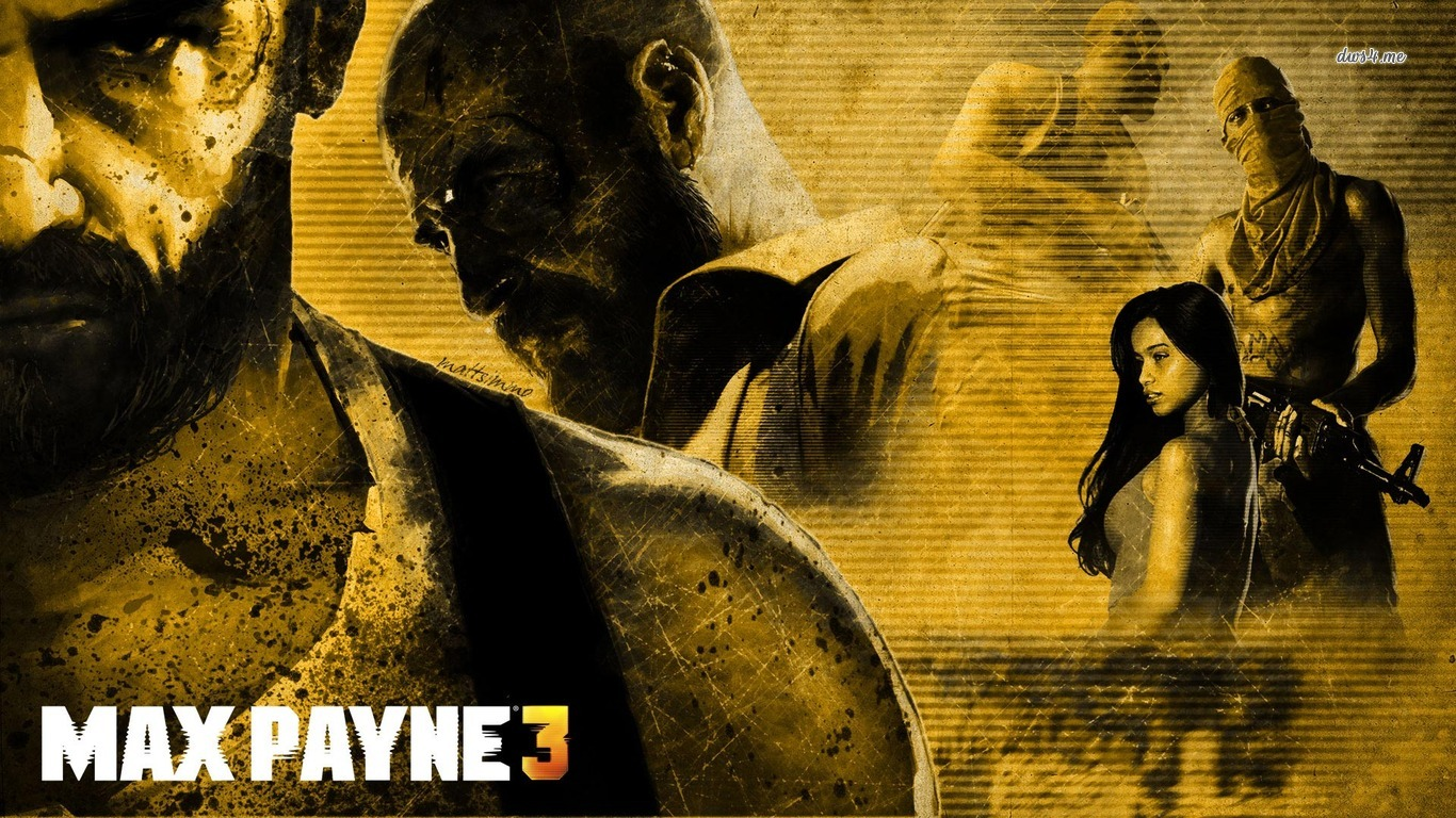 Max Payne 3 wallpaper   Game wallpapers   6503 1366x768