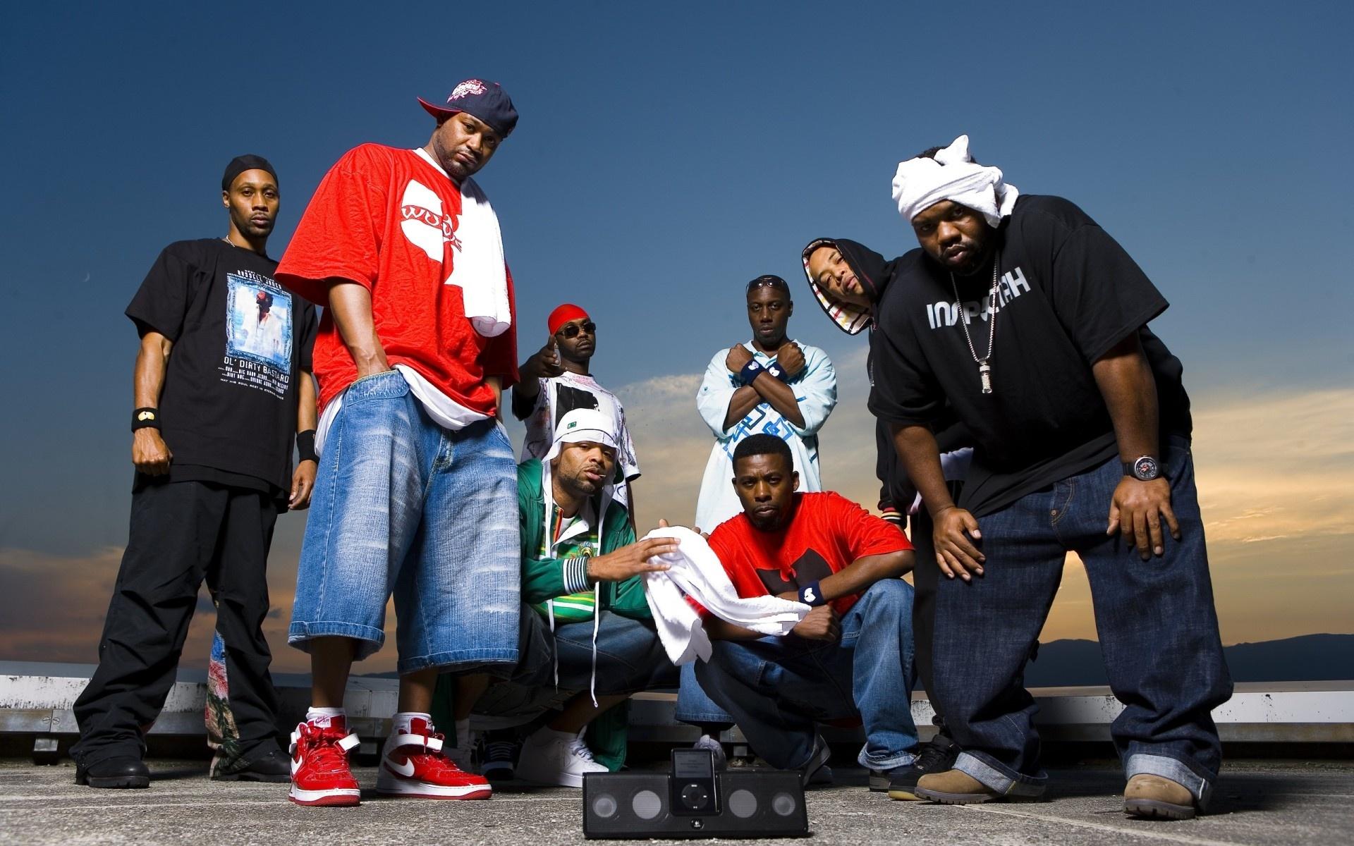 Wallpaper gangsta rap Wu Tang Clan hiphop desktop wallpaper Music 1920x1200