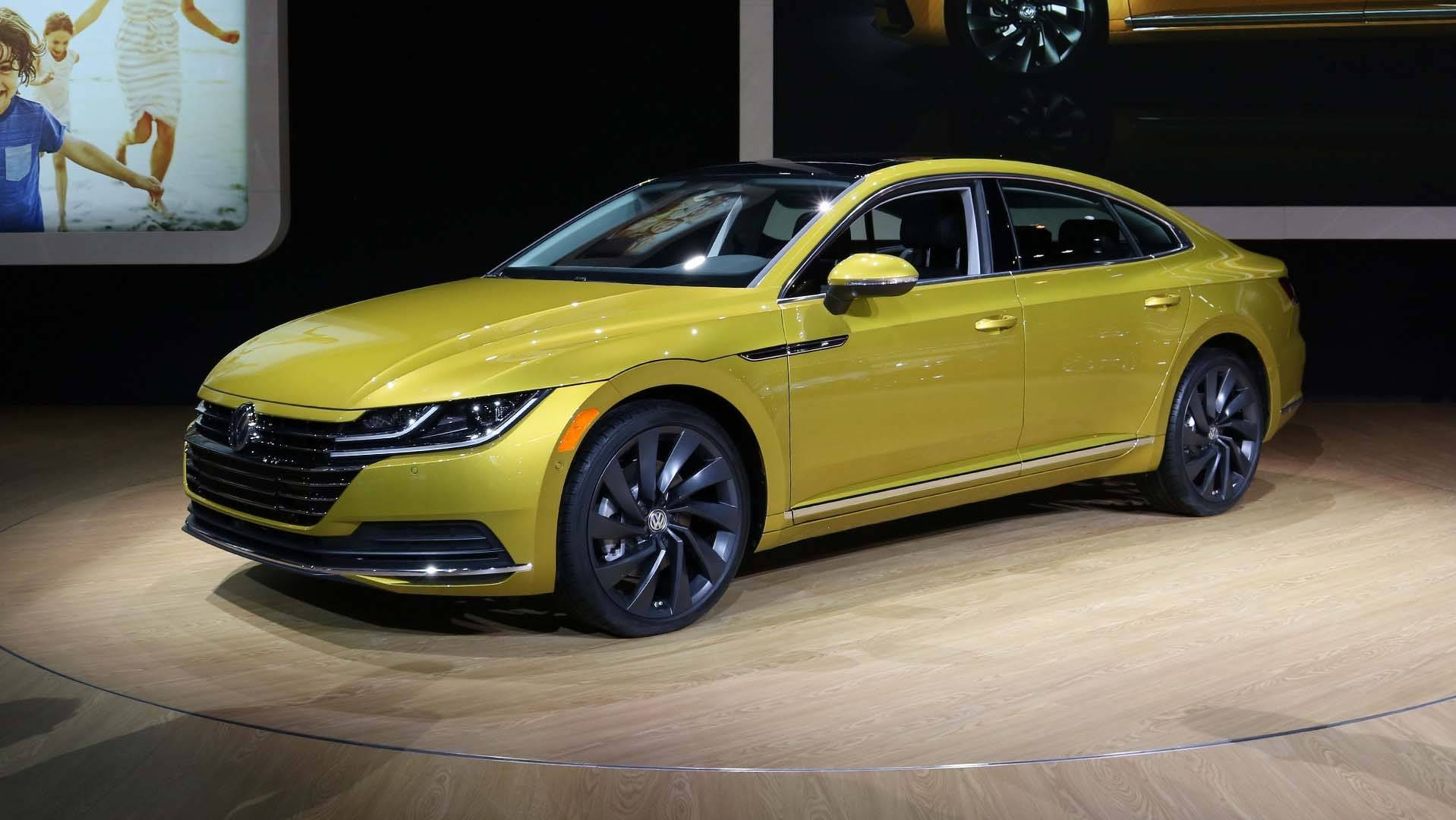 VW Arteon Shooting Brake Given The Green Light Could Get V6 1918x1080