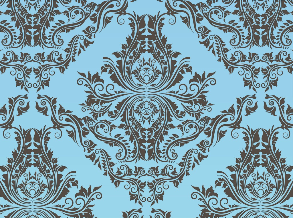 Antique Vector Pattern 1024x763