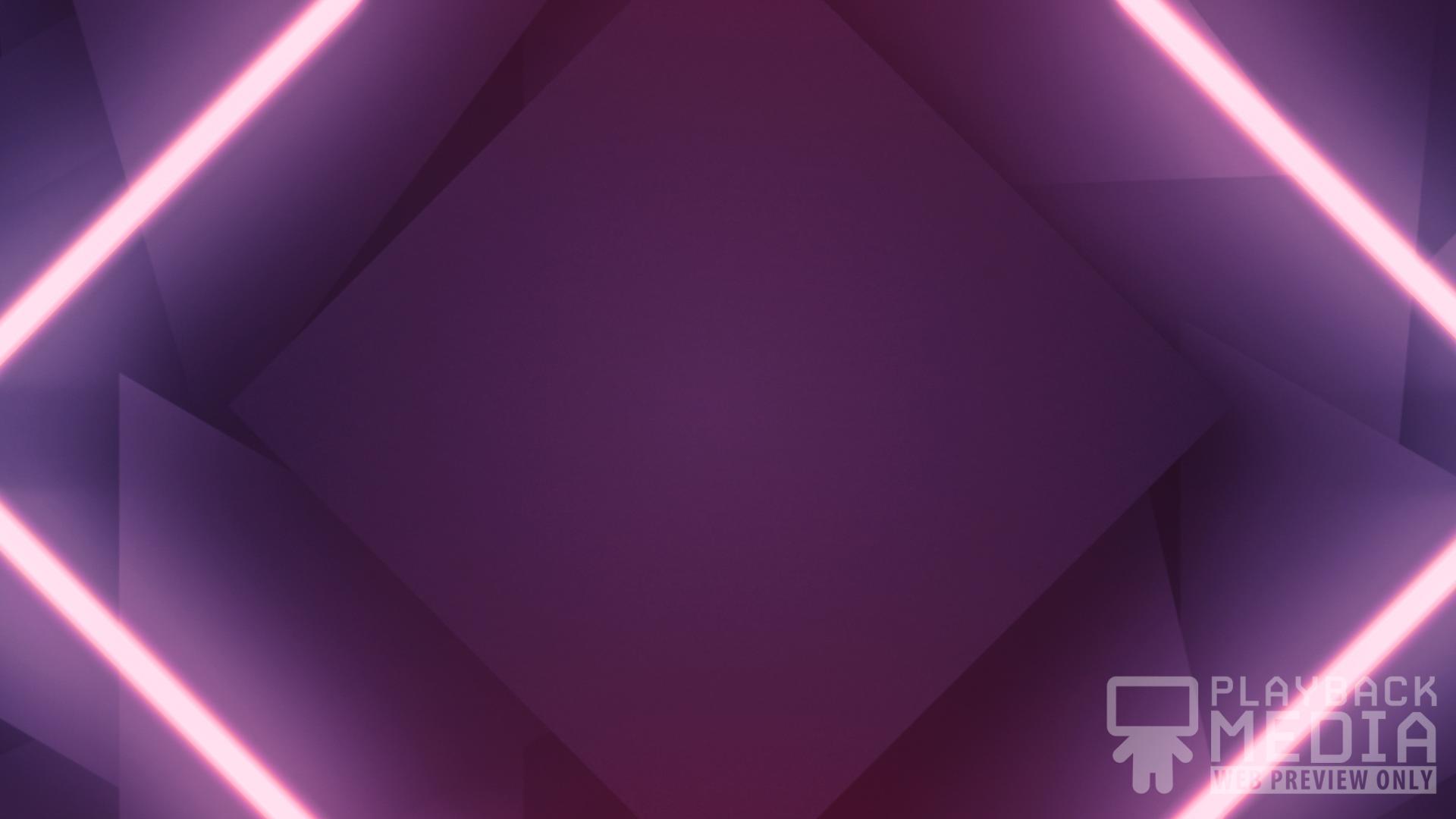 Shifting Geometry Purple Still Background 1920x1080