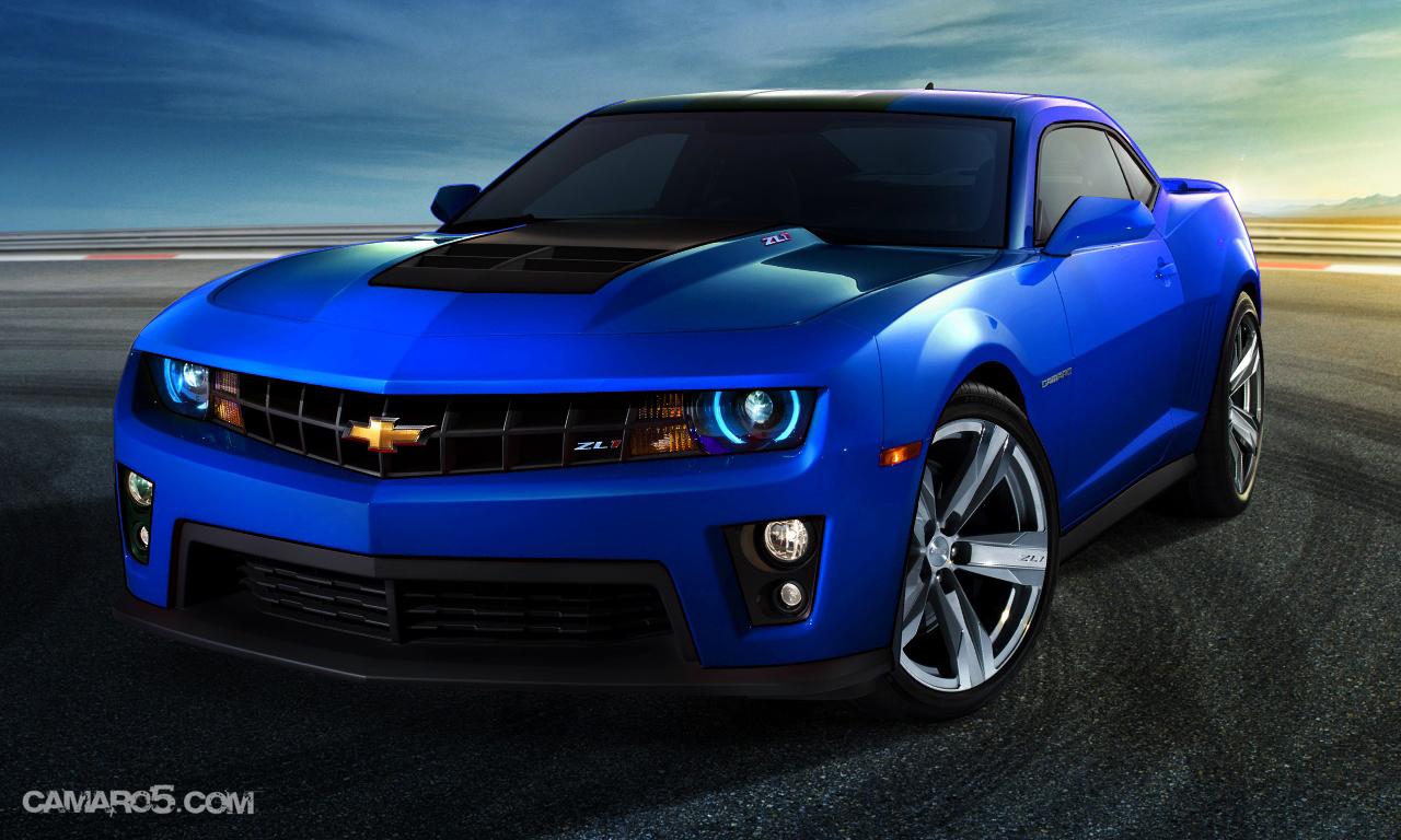 2012 Camaro ZL1 Wallpapers High Resolution   Page 2   Camaro5 Chevy 1280x768