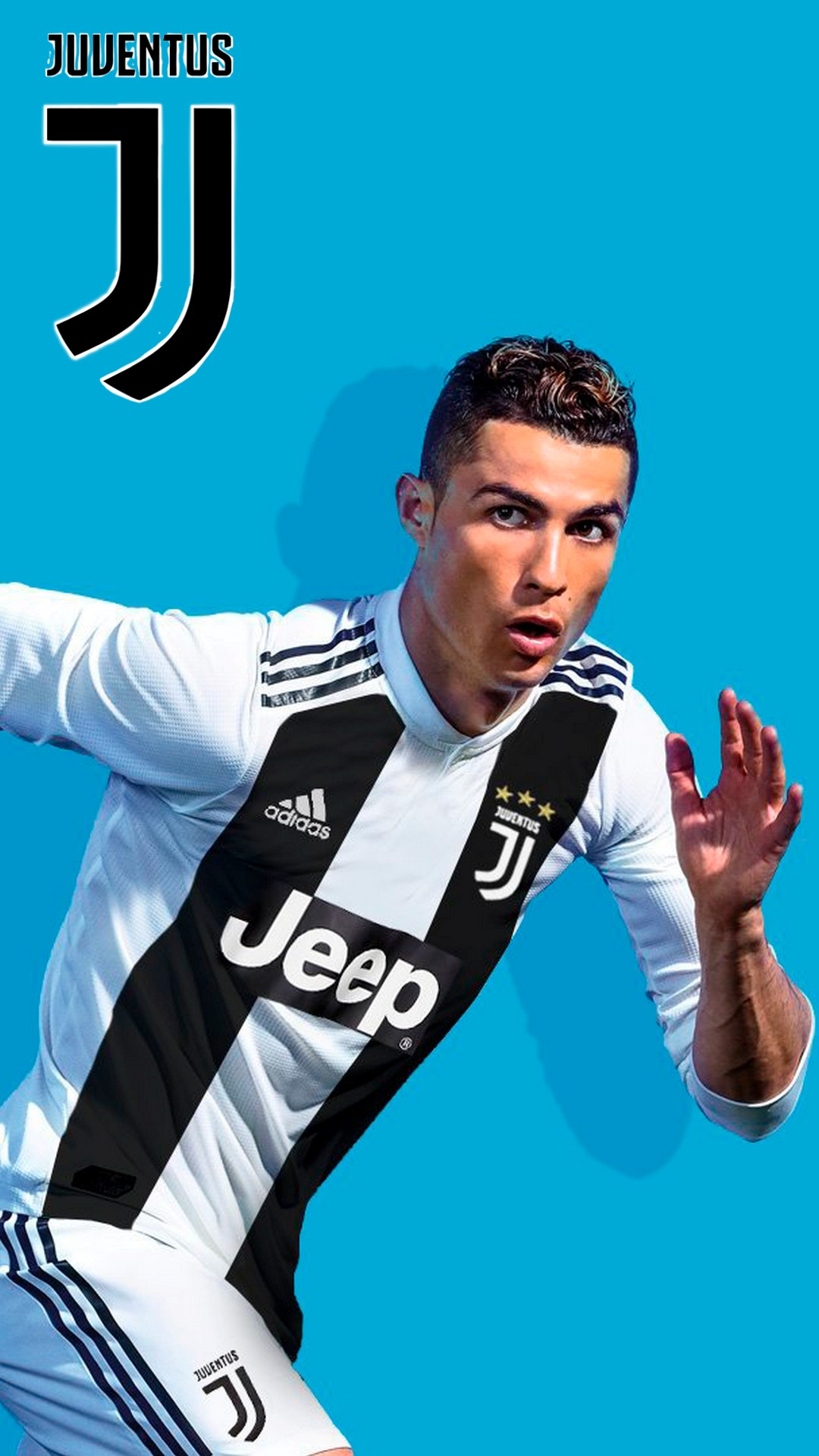Cristiano Ronaldo Juventus Wallpaper Mobile 2021 Football Wallpaper 1080x1920