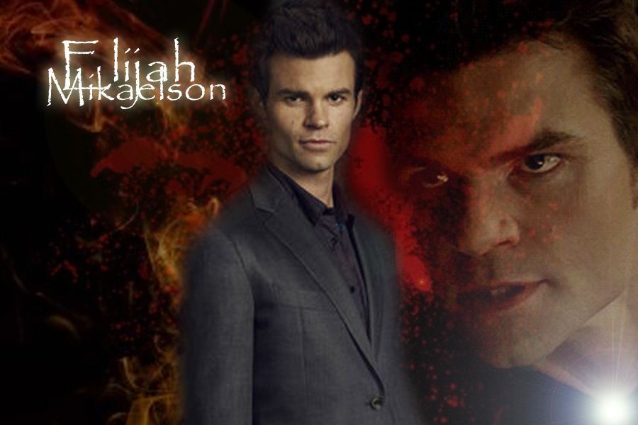Elijah Mikaelson by Harleybug 900x600