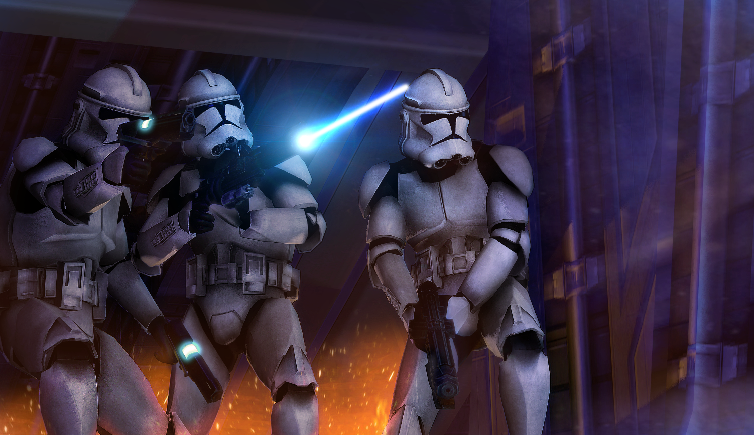 Free Download Clone Trooper Boarding Party By Lordofcombine
