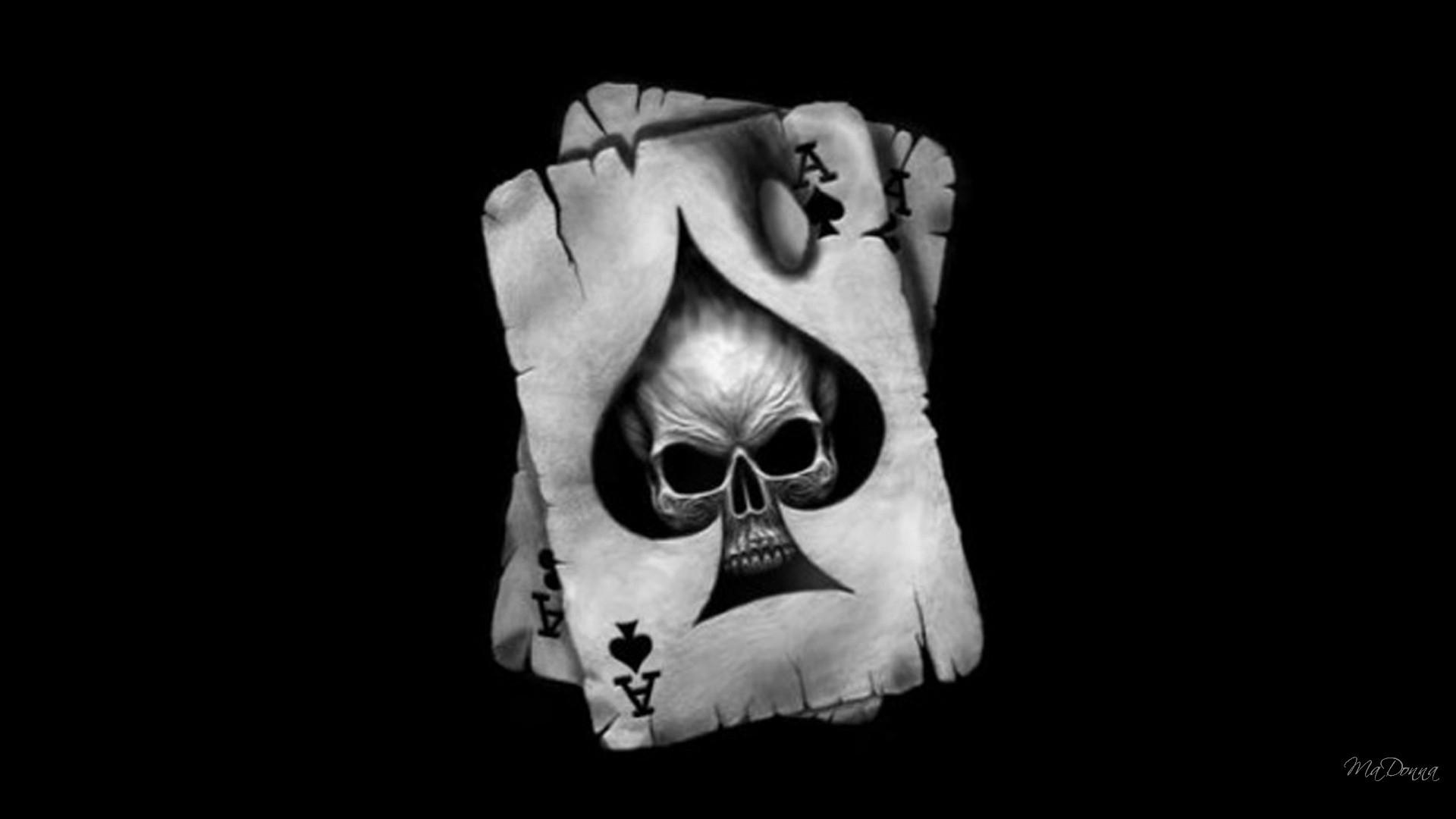 Download Ace Of Skulls Wallpaper Full HD Wallpapers 1920x1080