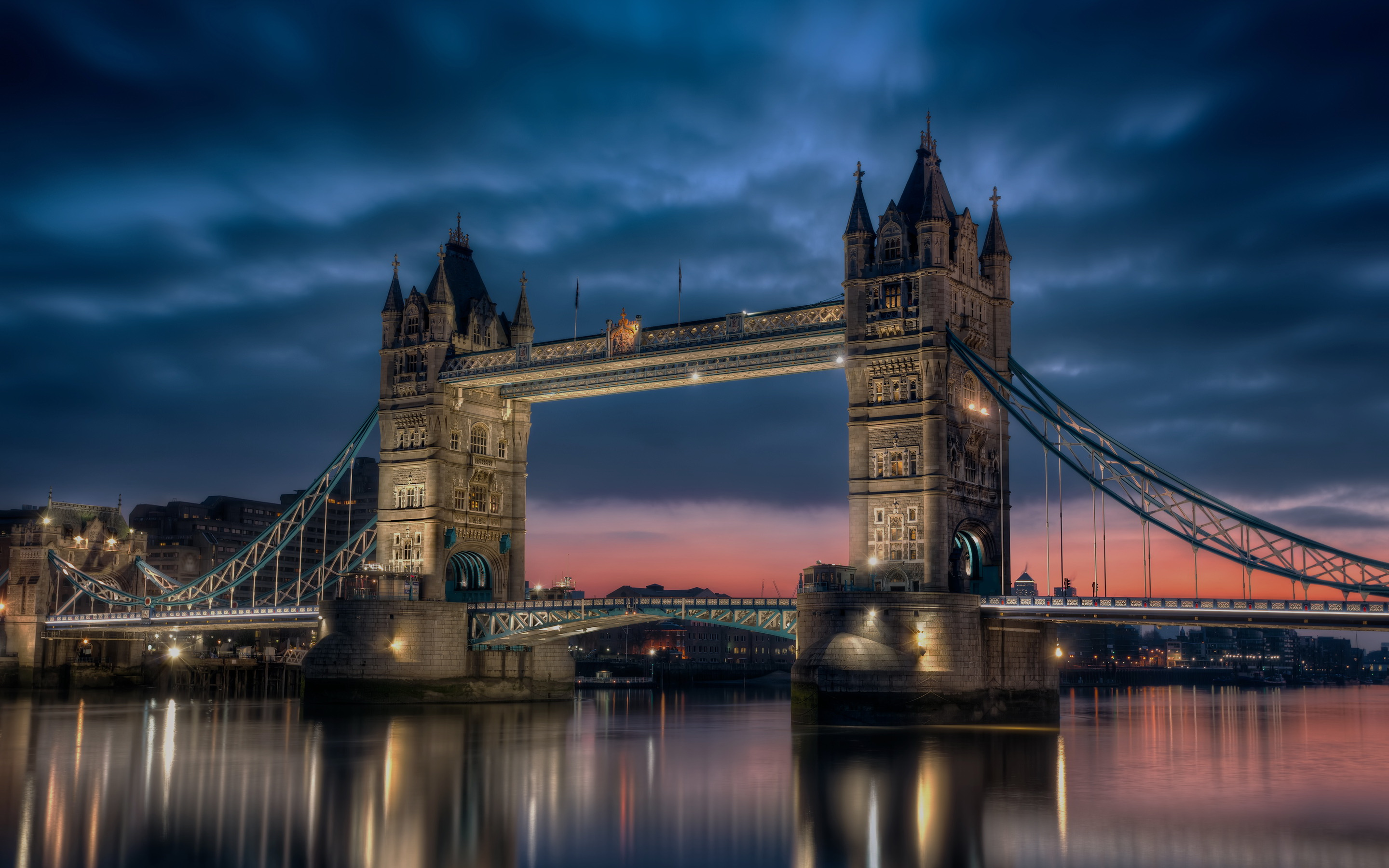 London Tower Bridge Wallpaper HD Wallpapersjpg 2880x1800