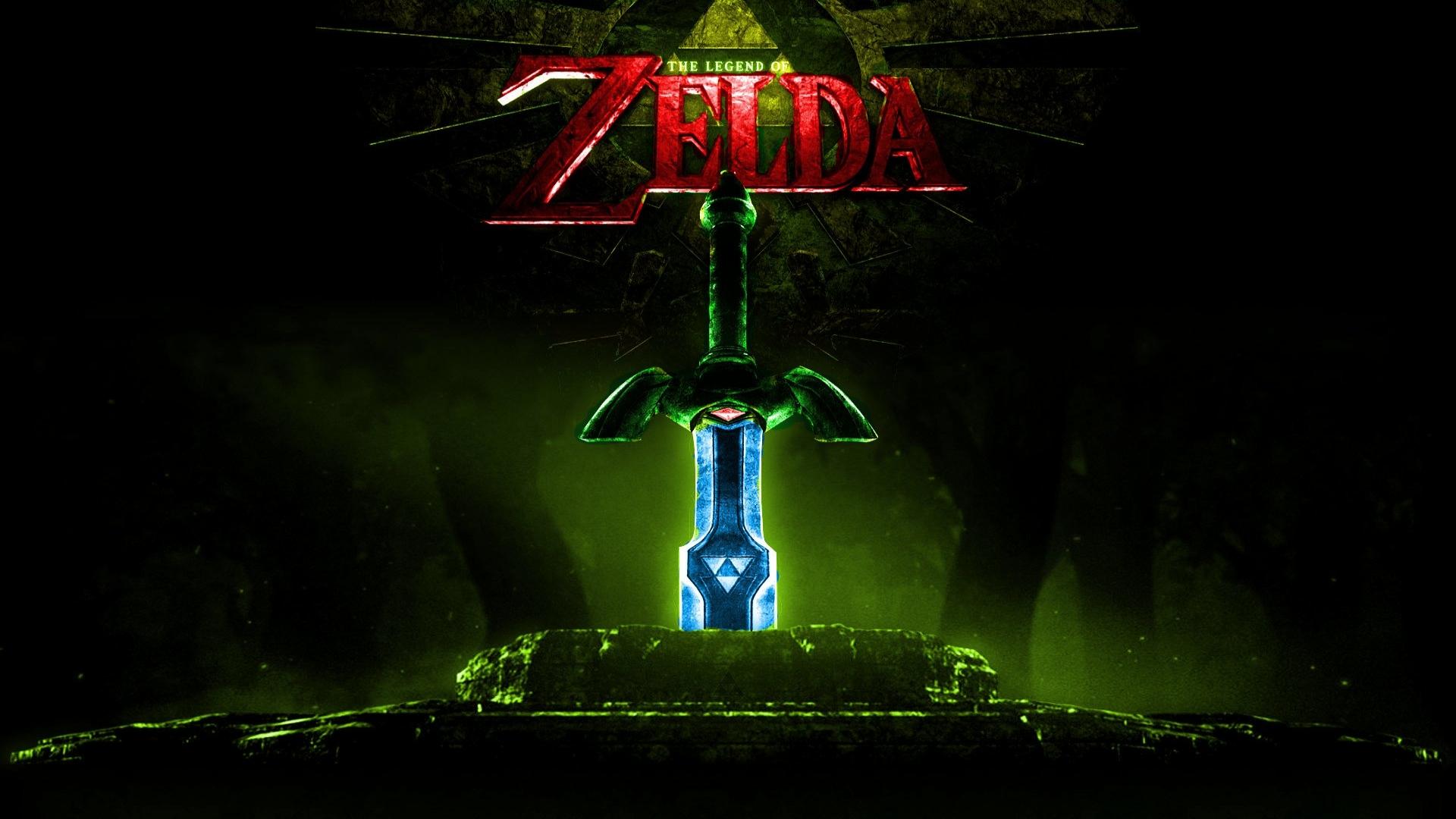 shield the legend of zelda master sword 1920x1080 wallpaper 36904 1920x1080