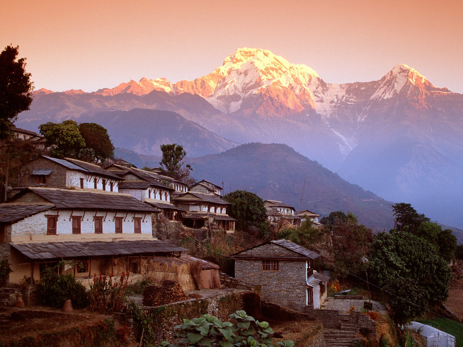 Nepal Himalaya wallpapers and images   wallpapers pictures photos 1600x1200