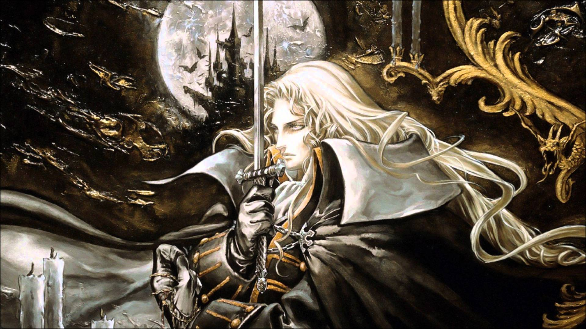 Free Download Castlevania Symphony Of The Night Wallpaper Sf