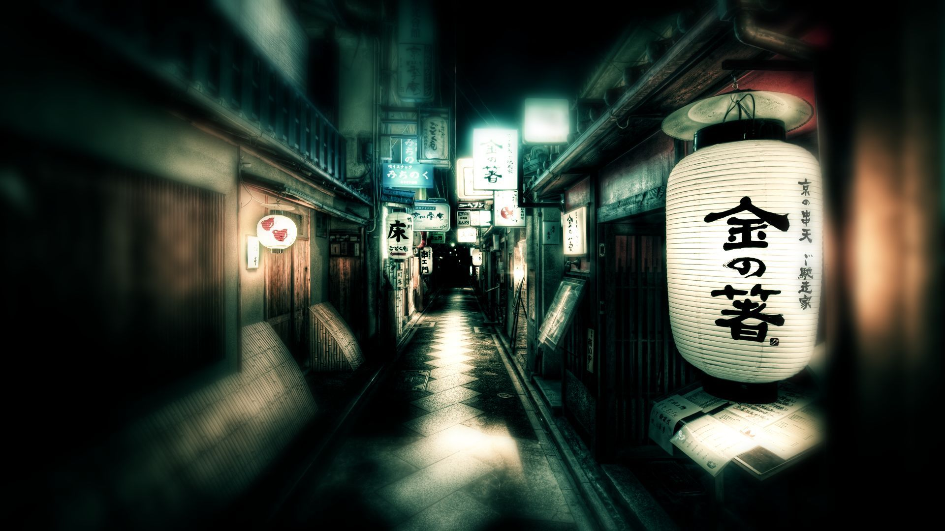 Japanese Street Wallpapers   Top Japanese Street Backgrounds 1920x1080