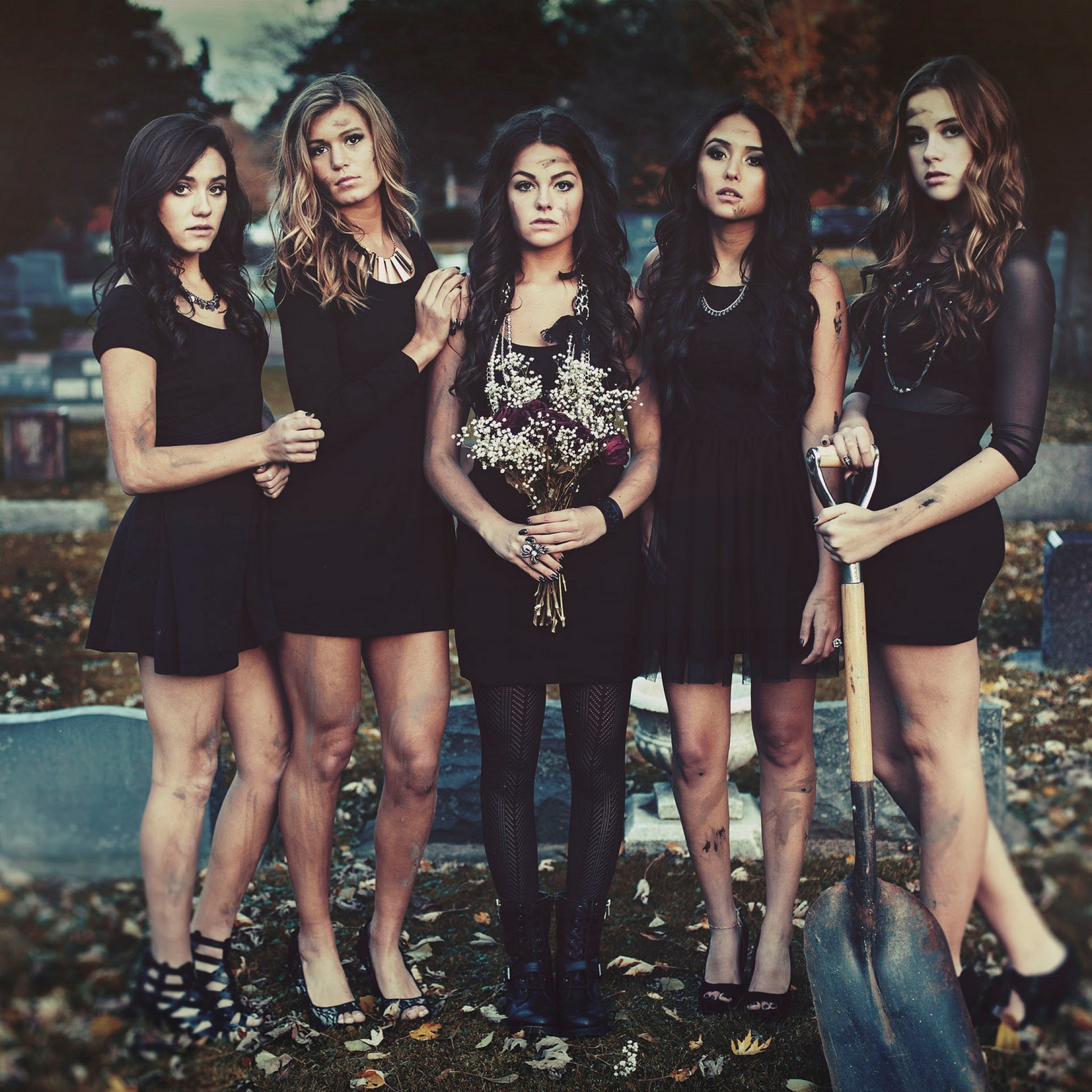Pretty Little Liars Wallpapers Pictures TV series HD Wallpaper 2048x2048
