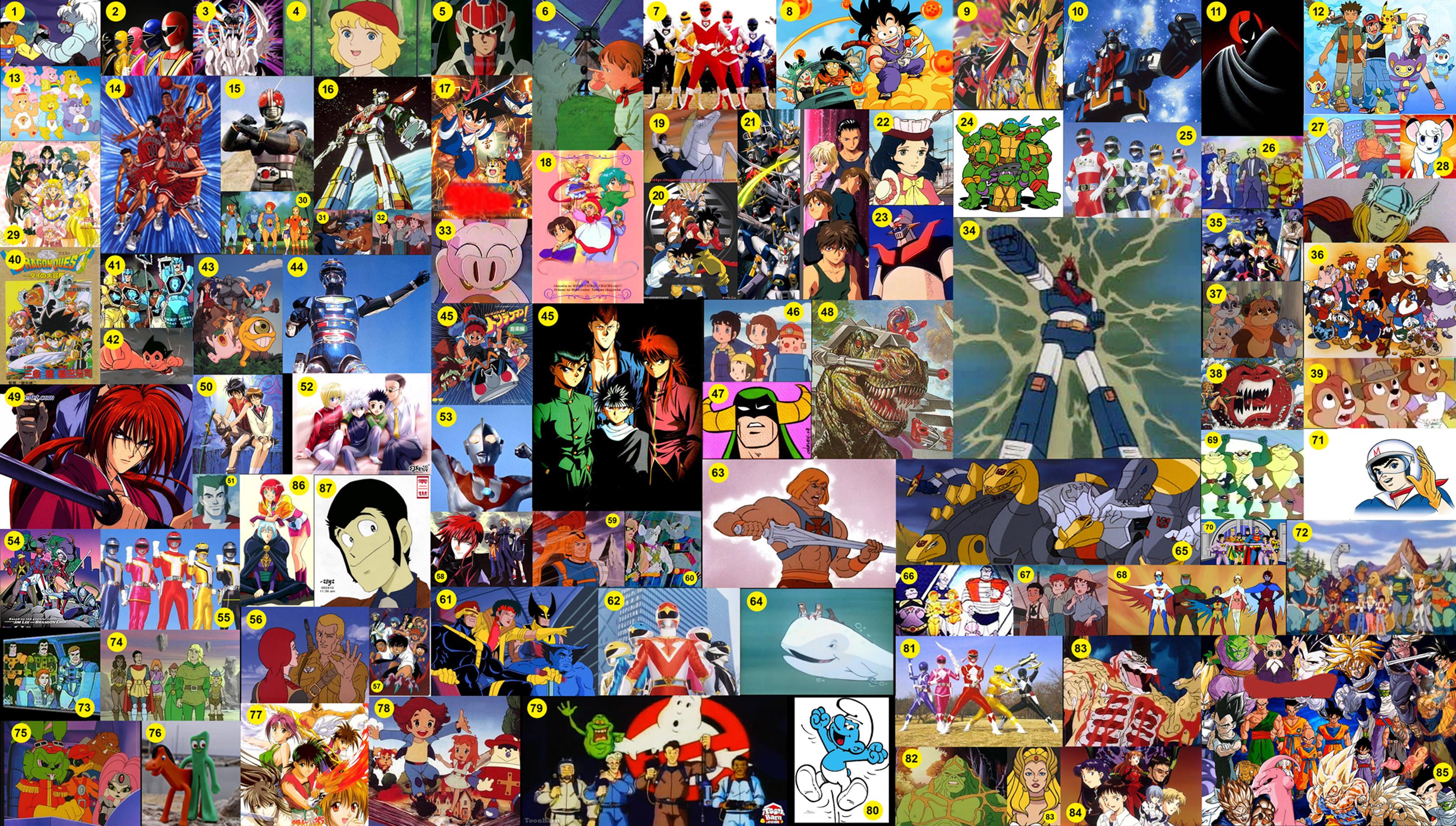 Cartoon Characters 70 S 80 S : S cartoon wallpaper wallpapersafari