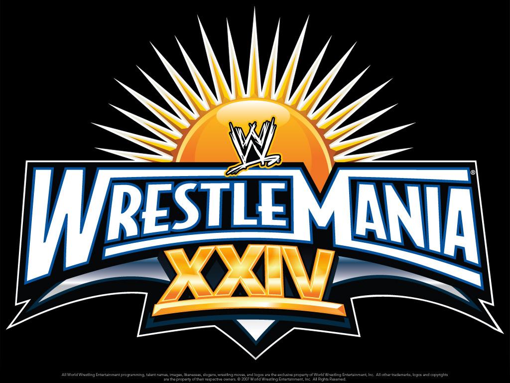WrestleMania XXIV   Professional Wrestling Wallpaper 745941 1024x768