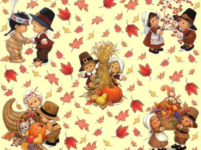 cute thanksgiving wallpapers for desktop wallpapersafari