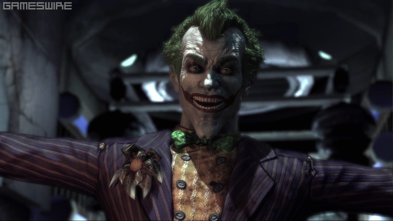 Batman Arkham Asylum images Joker HD wallpaper and background 1280x720