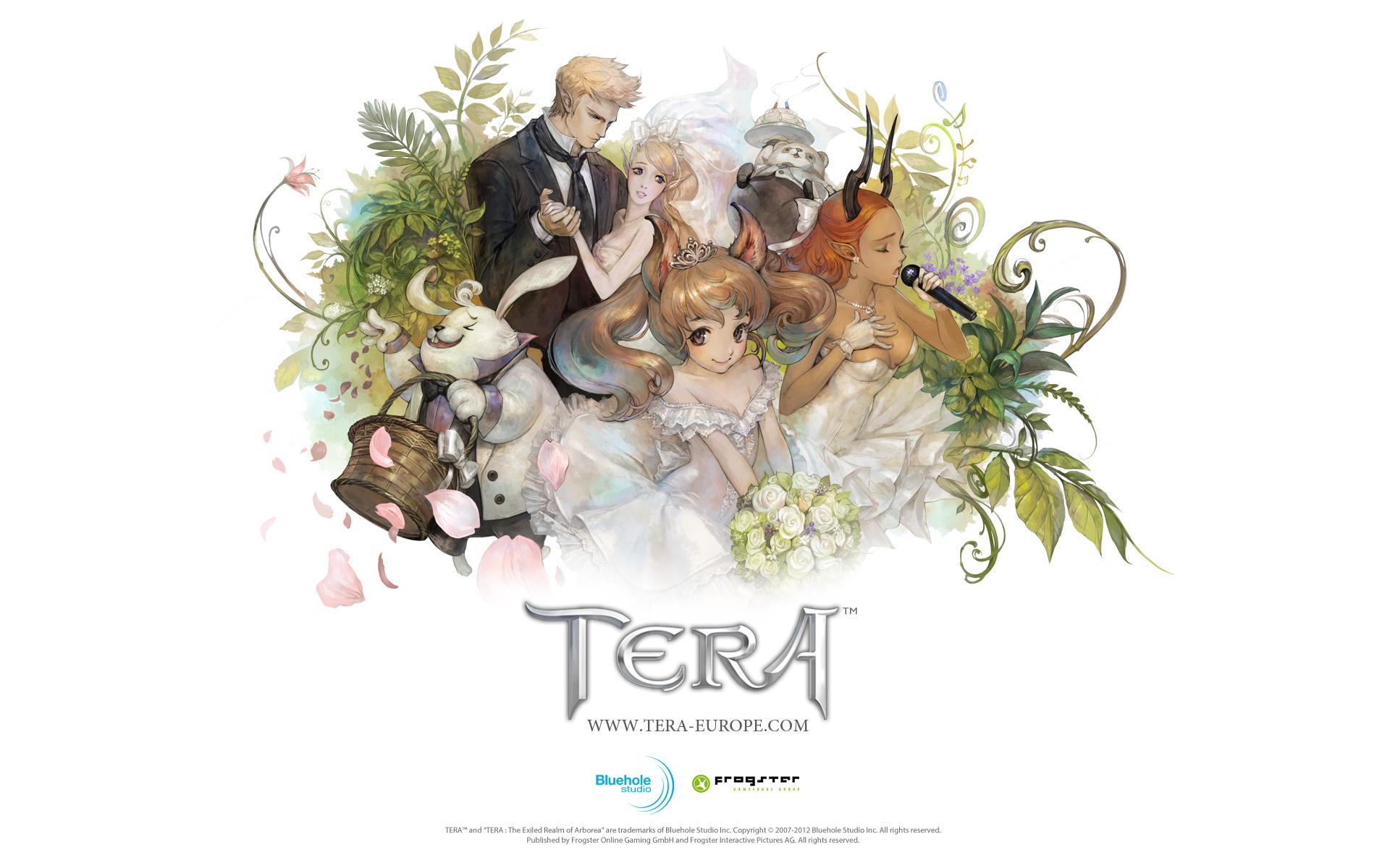 TERA Rising Wallpaper 1920x1200