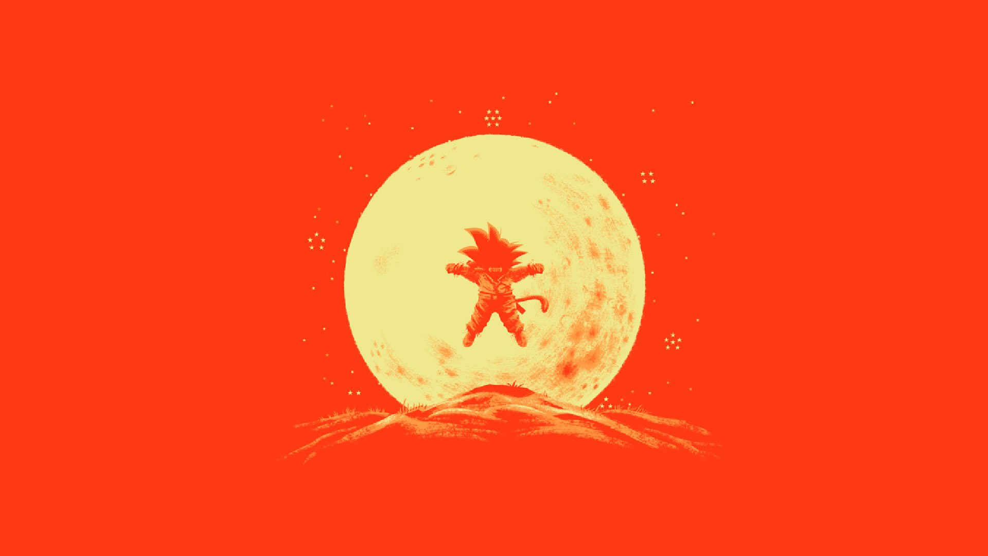 Goku wallpaper that was on frontpage earlier 1920x1080   Imgur 1920x1080