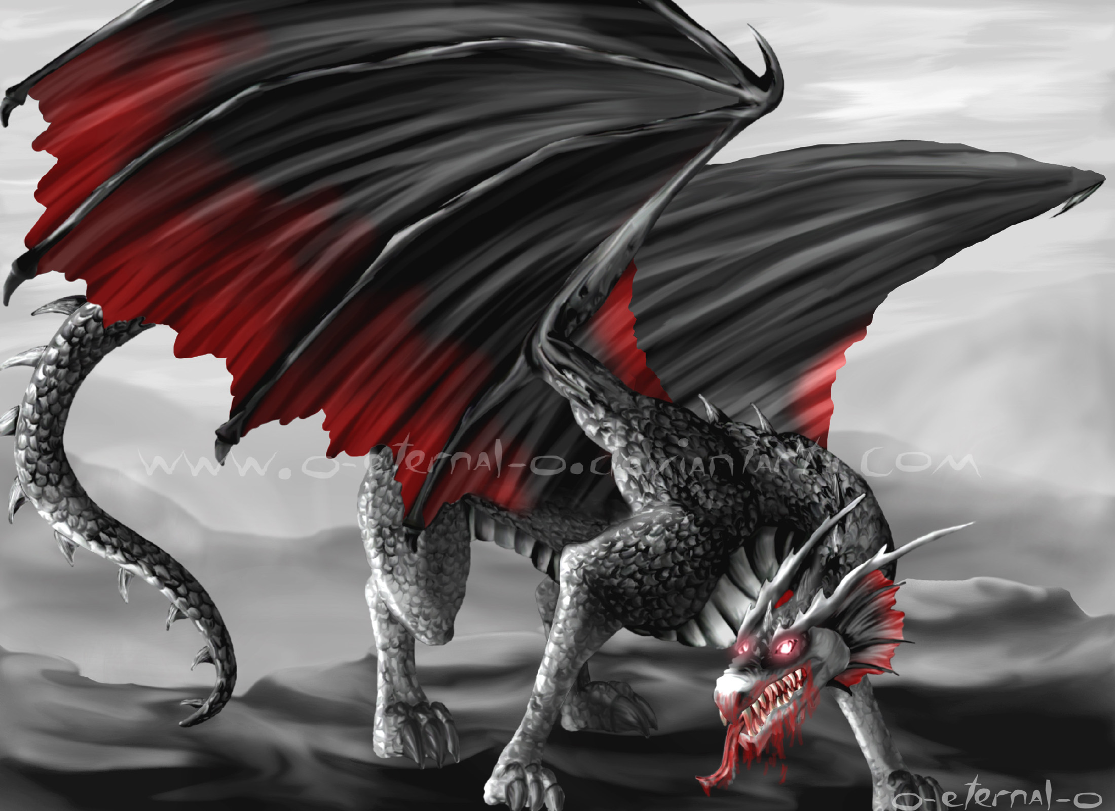 Vampire Dragon Exclusive HD Wallpapers #4281