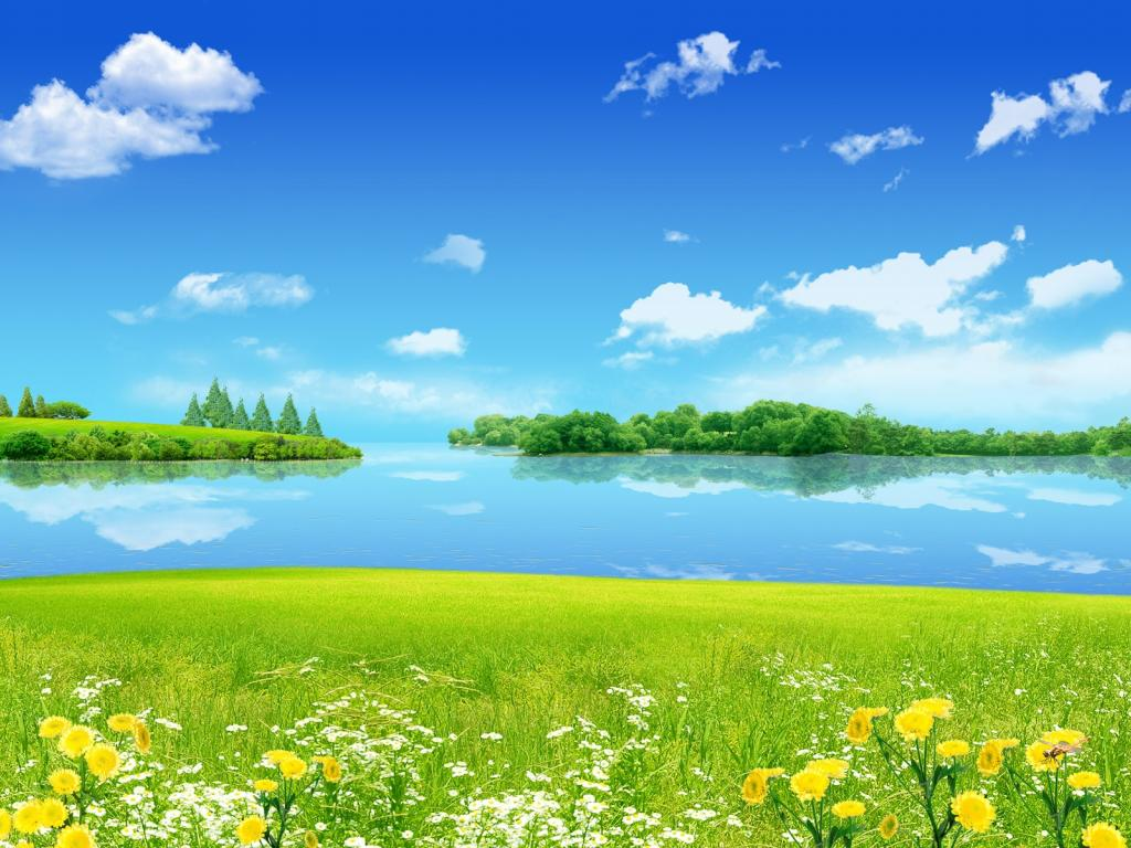 desktop wallpaper widescreen summer wallpaper season wallpaper nature 1024x768