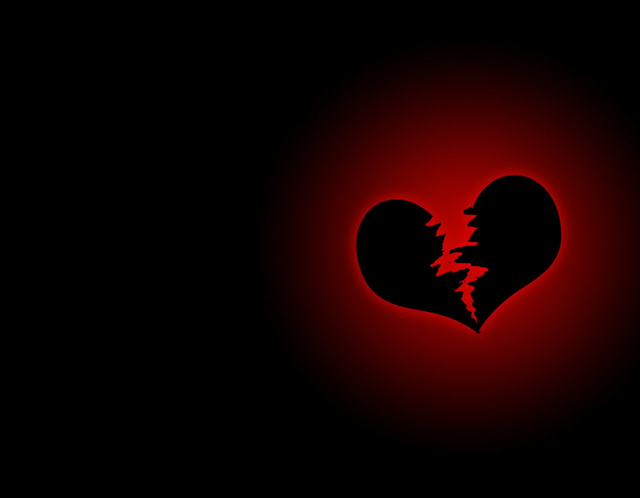 Broken Heart by admx 1280x996