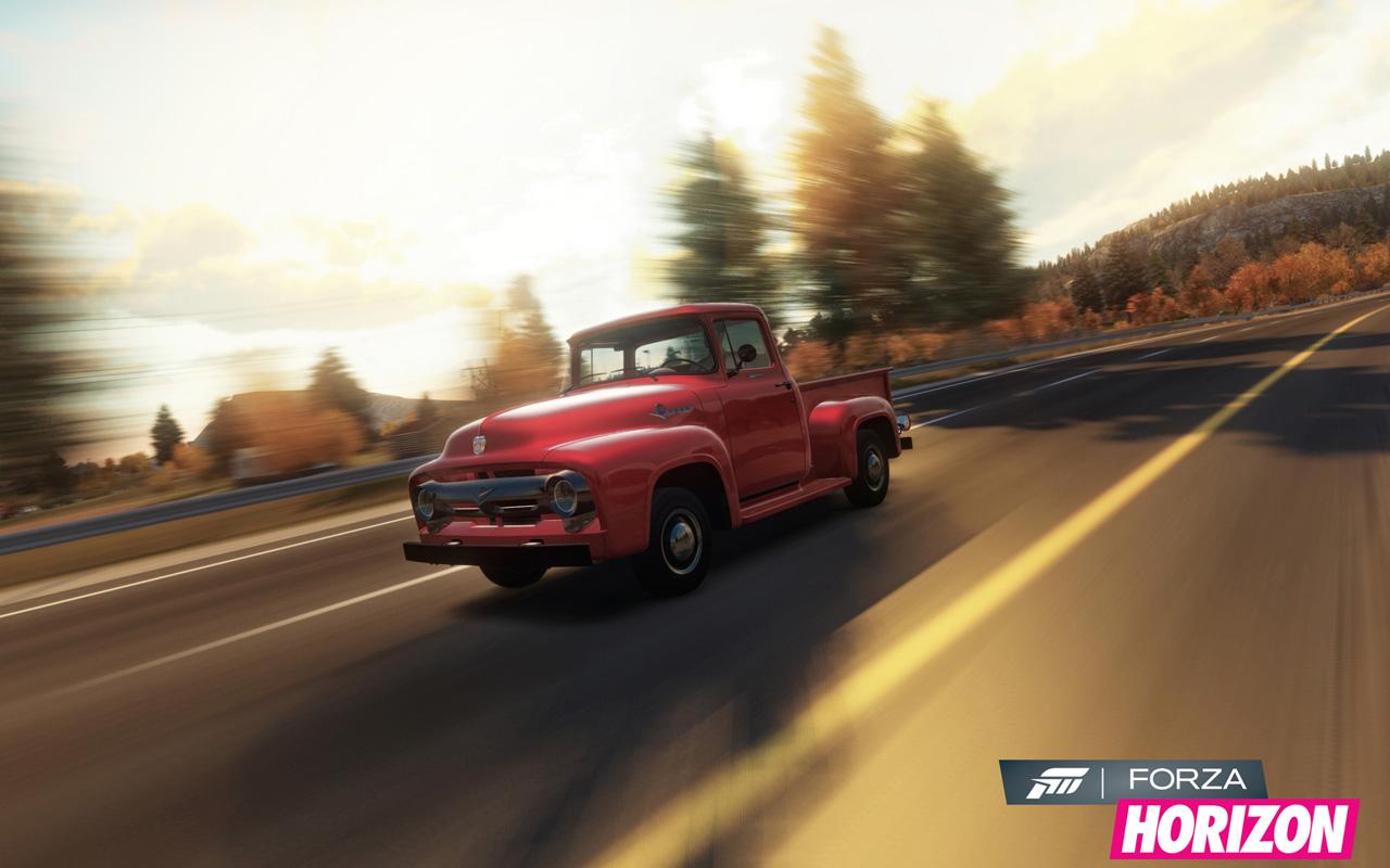 Forza Horizon Wallpaper in 1280x800 1280x800