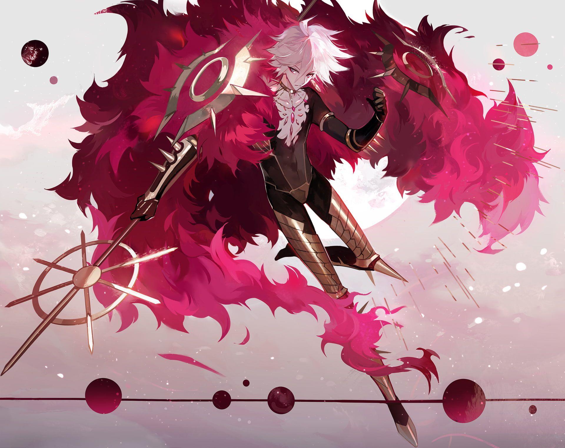 Fate Series FateGrand Order Karna FateApocrypha 1080P 1920x1523