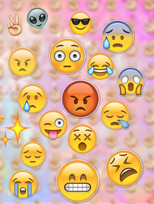 chanel achtergrond roze   Google zoeken emoticons 500x659