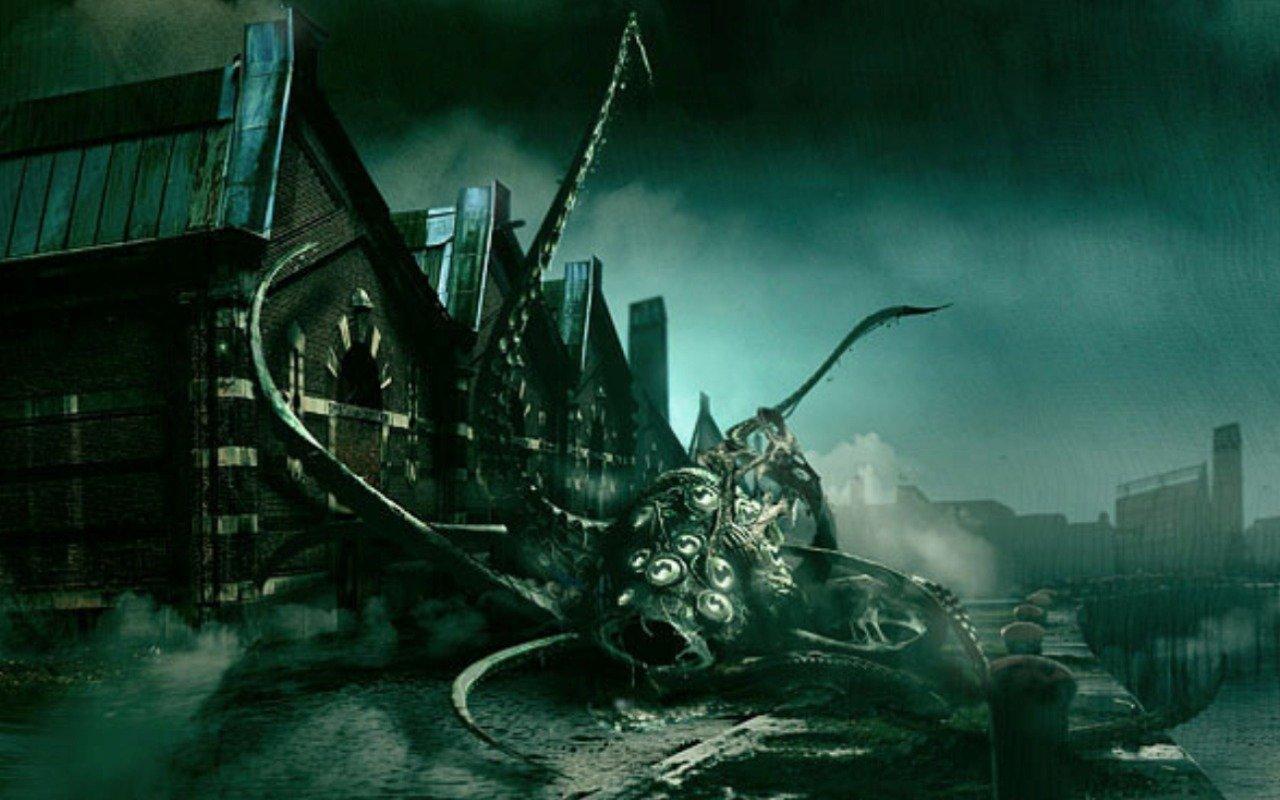 Hp Lovecraft Art Wallpapers