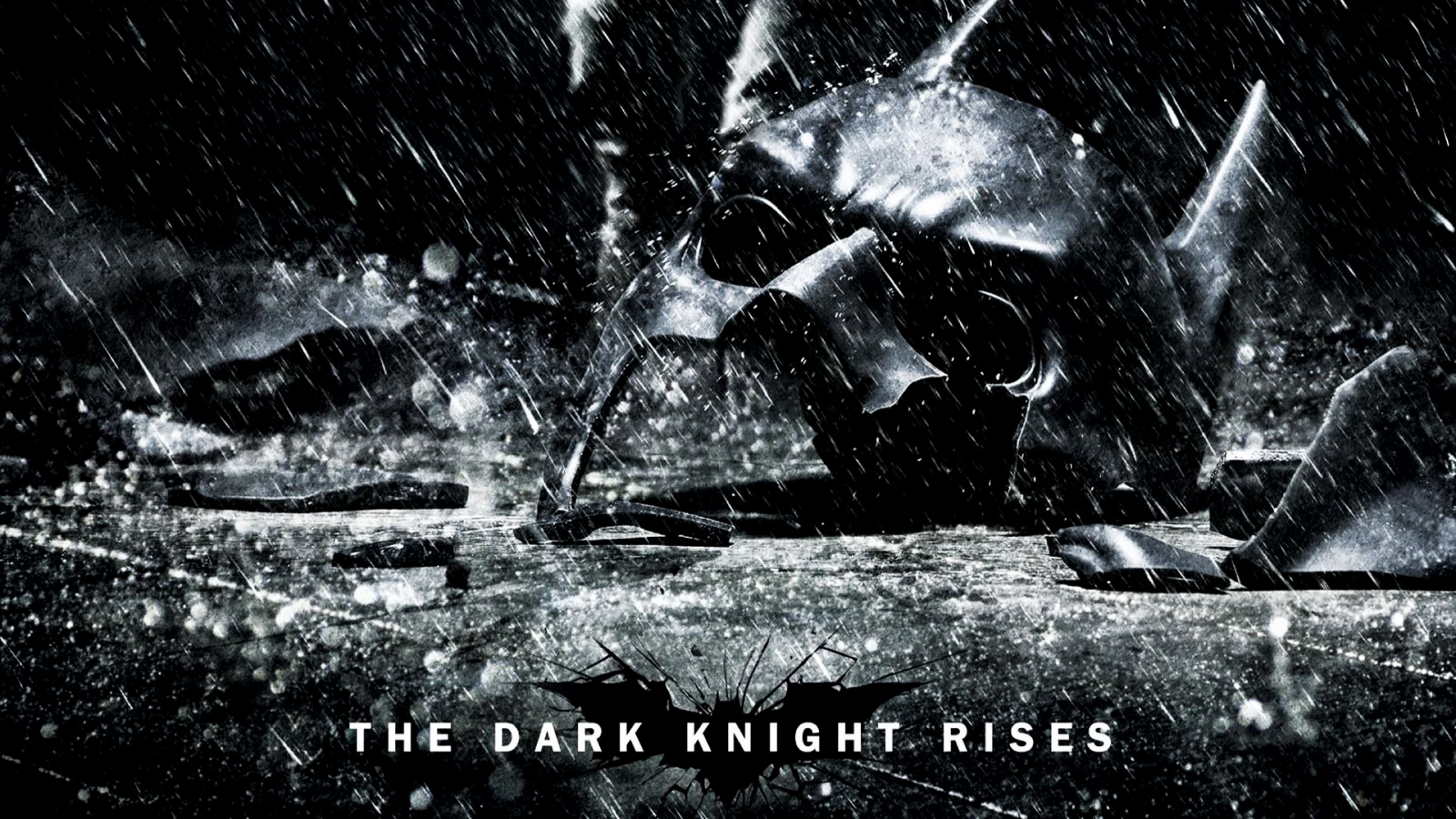 Dark Knight Rises 2012 HD Poster Wallpapers Download Wallpapers 1600x900