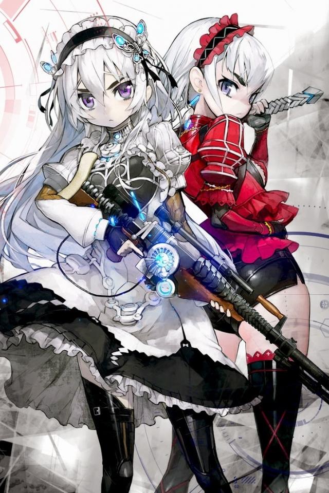 AnimeChaika  The Coffin Princess  640x960 Wallpaper ID 165722 640x960