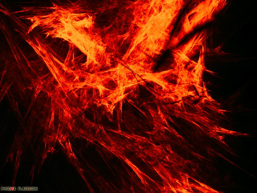 Phoenix Wallpaper 1024x768 by FlaresSun 1024x768