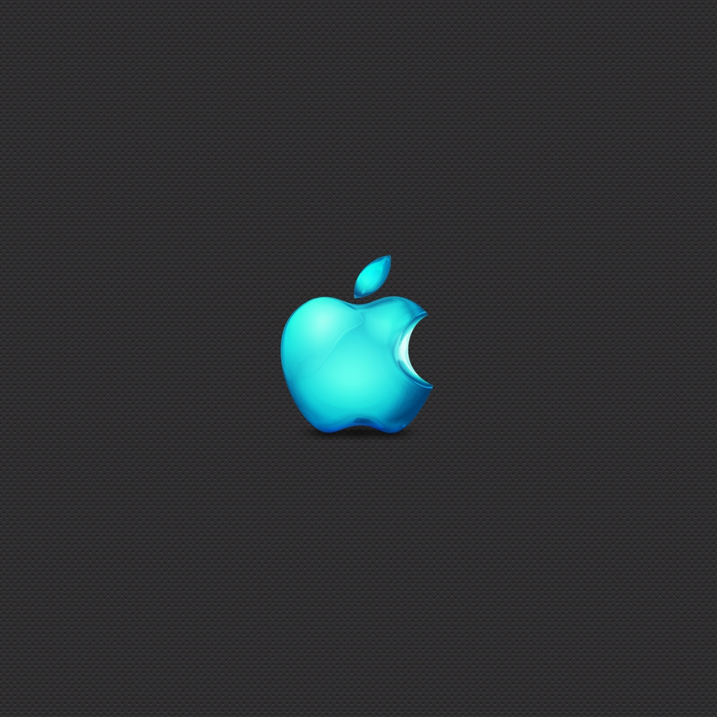 Apple Seablue Color iPad Wallpaper Download iPhone Wallpapers iPad 1024x1024