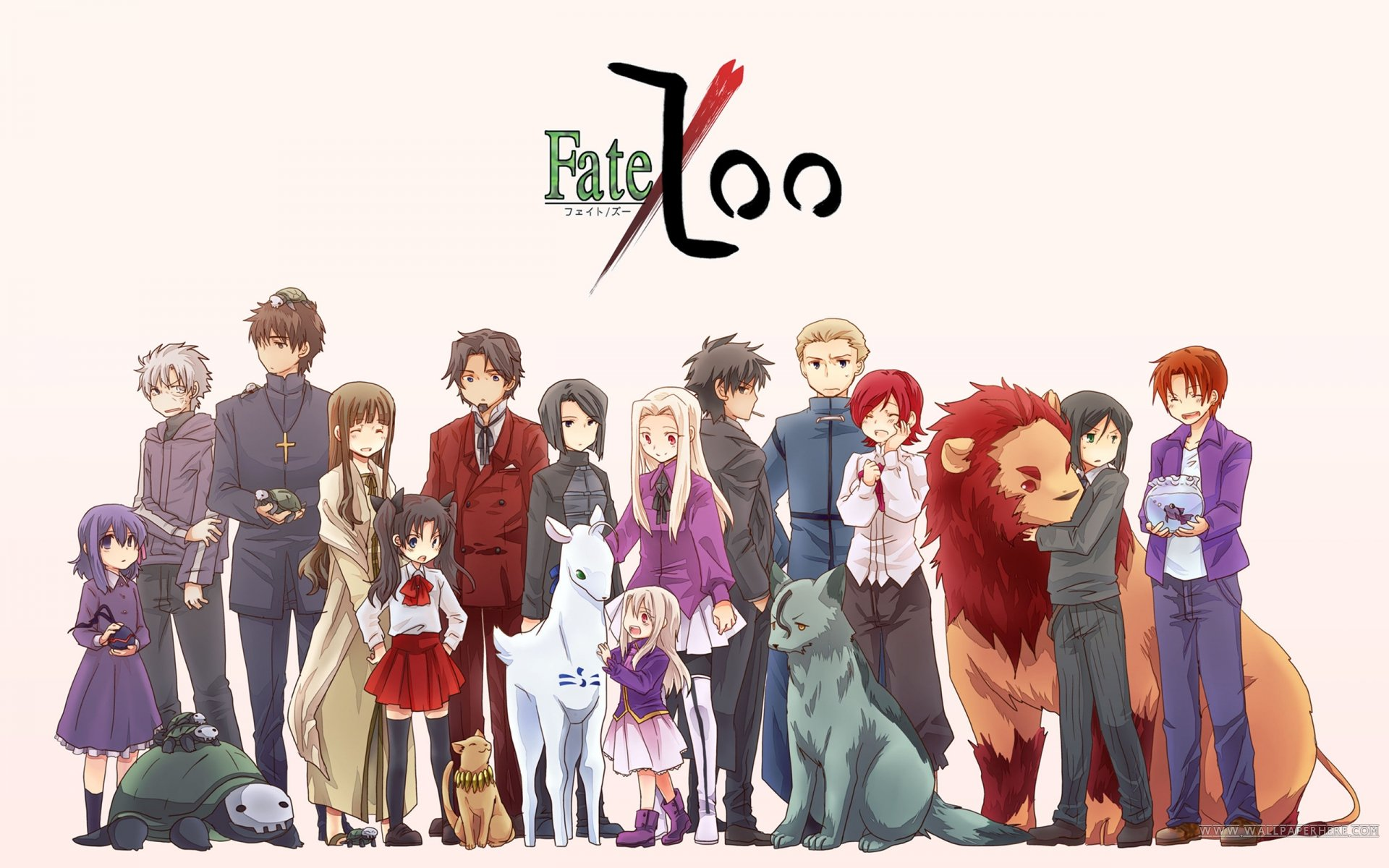 1920x1200 FateZero HD Wallpaper Wallpaper Download 1920x1200