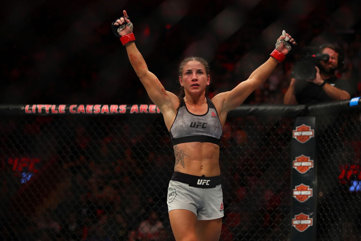 Tecia Torres meets Weili Zhang at UFC 235 in March   Bloody Elbow 1200x800