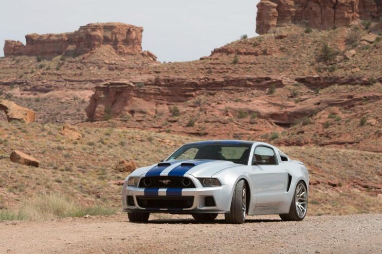 Mustang Need For Speed Wallpaper Wallpapersafari