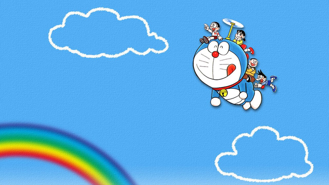 Free Doraemon Wallpaper HD Desktop PC [