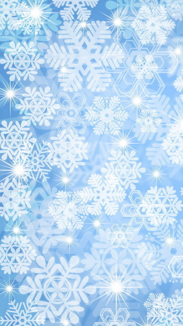 Wallpaper Snowflakes Winter Texture | Collection 8+ Wallpapers