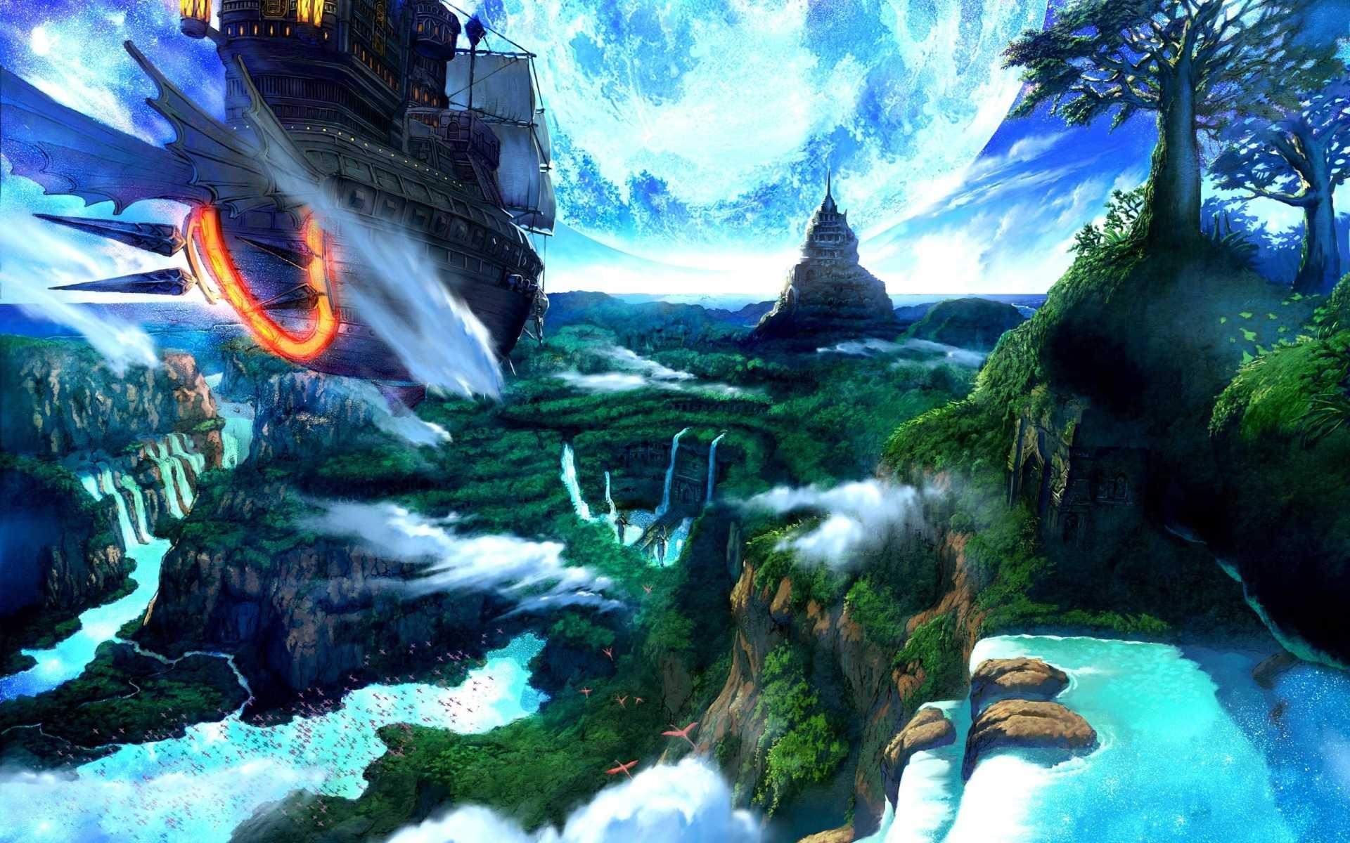 Mystical Widescreen Wallpapers - WallpaperSafari