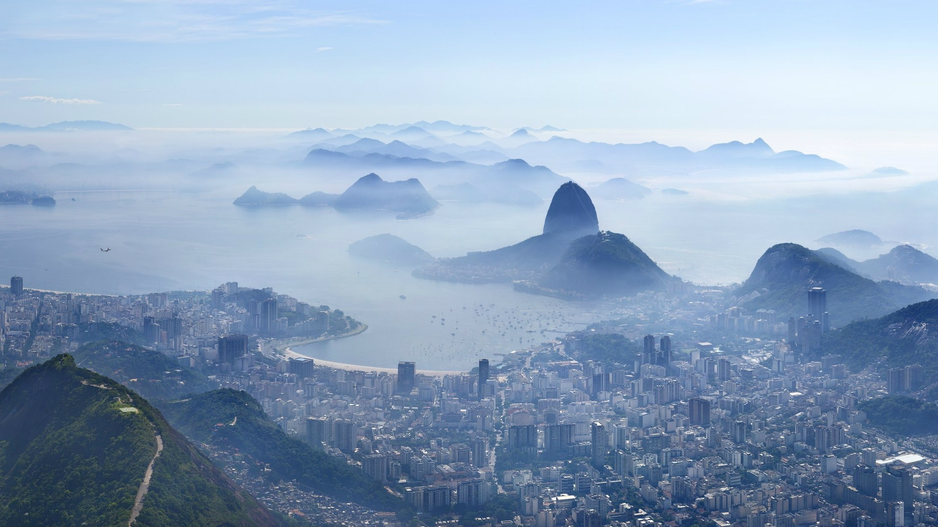 Rio De Janeiro Wallpaper HD Full HD Pictures 1920x1080