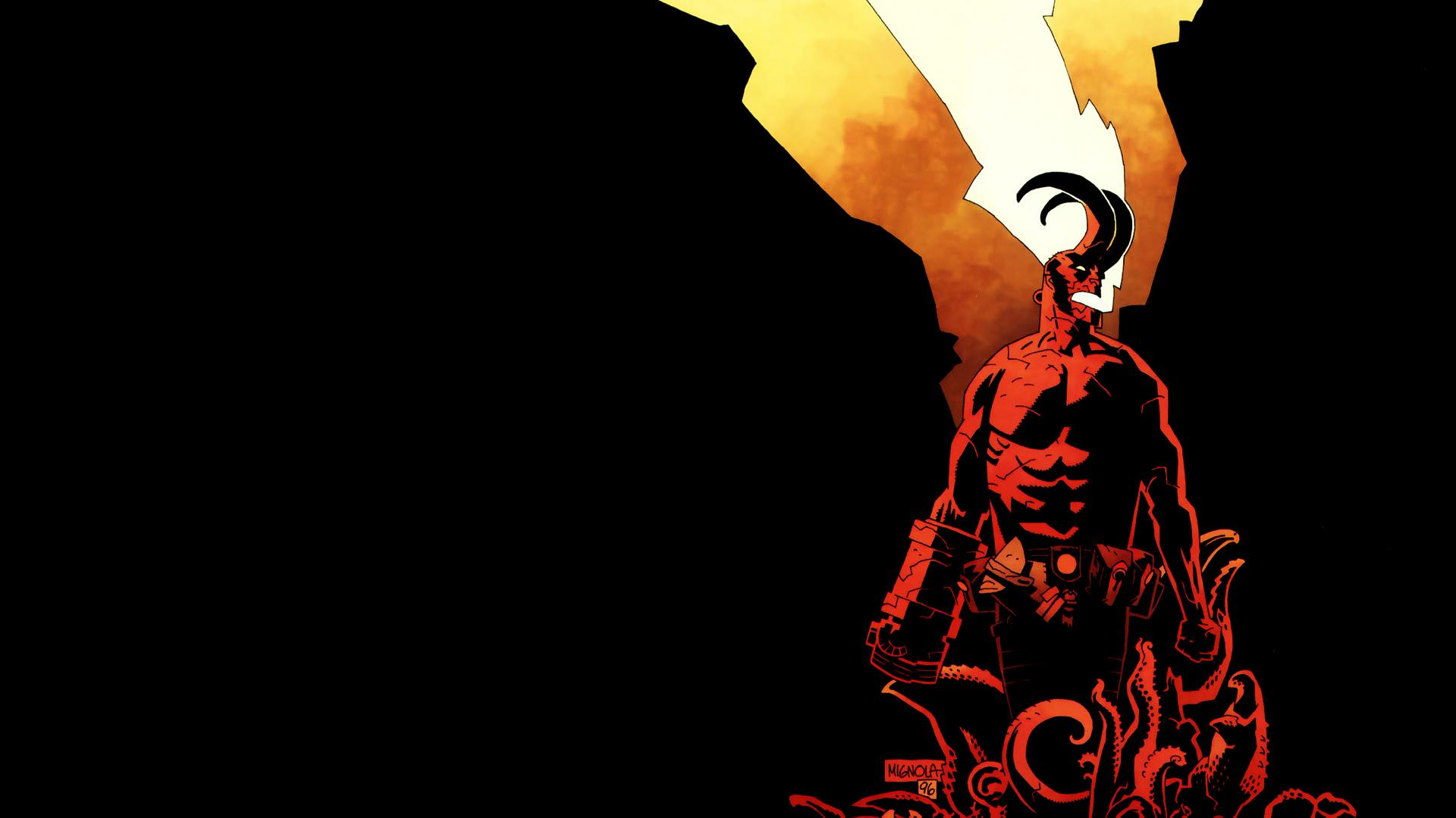 Hellboy Wallpaper Wallpapersafari