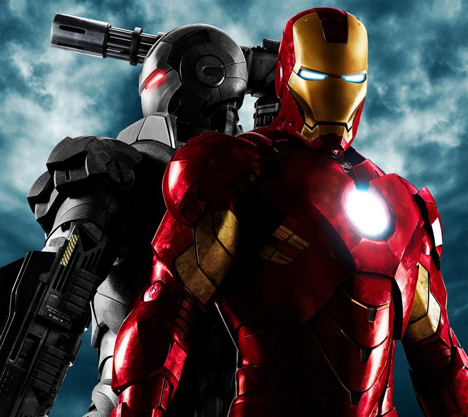Iron Man 2 960x854 Screensaver wallpaper 960x854